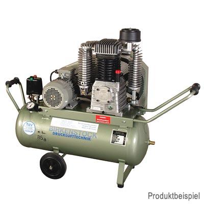 Fahrbare Kompressonen...die robuste Serie für stärksten Einsatz